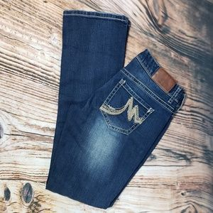Maurices 3 4 Original Stretch Boot Cut Jeans
